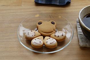 あめふりクッキー